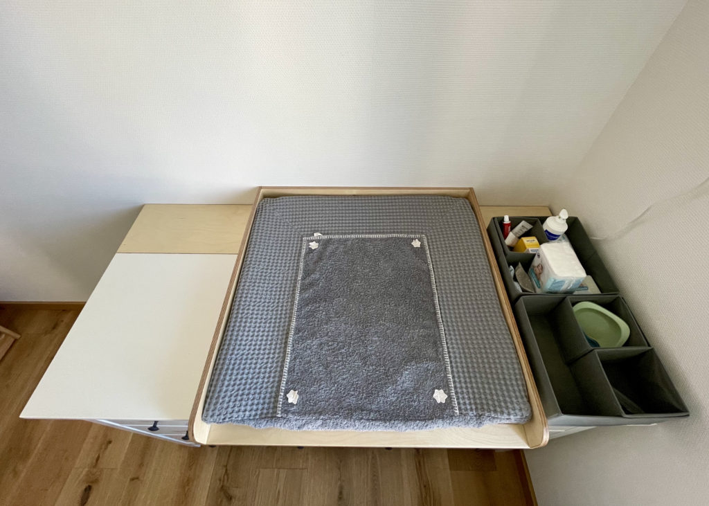 Babybed for Twins